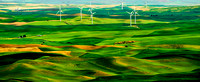 Palouse wind workers