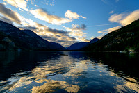 Lake Chelan reflections
