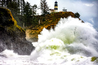 Cape Disappointment light house